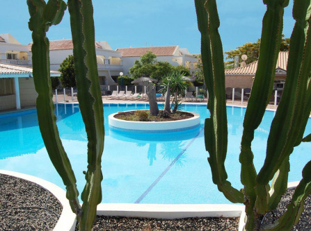Fantastic 3 Bedroom Townhouse Golf Del Sur - The Palms Resort